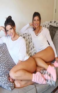 Проститутка Лиза и Даша